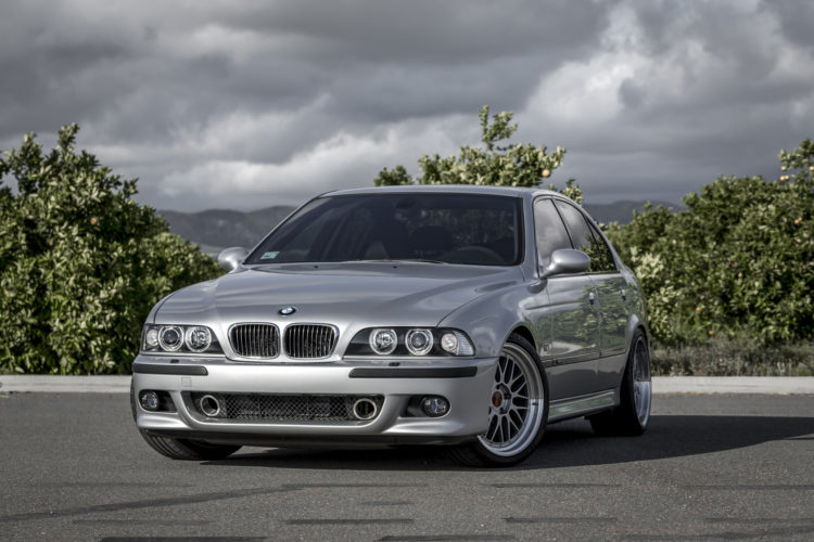 The BMW E39 M5 is a classic favourite