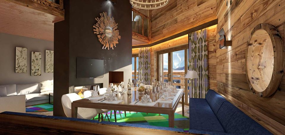 Chalet Kobuk in Avoriaz. Photo from Oxford Ski Company