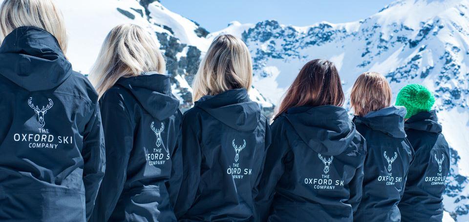 The Oxford Ski Company Team