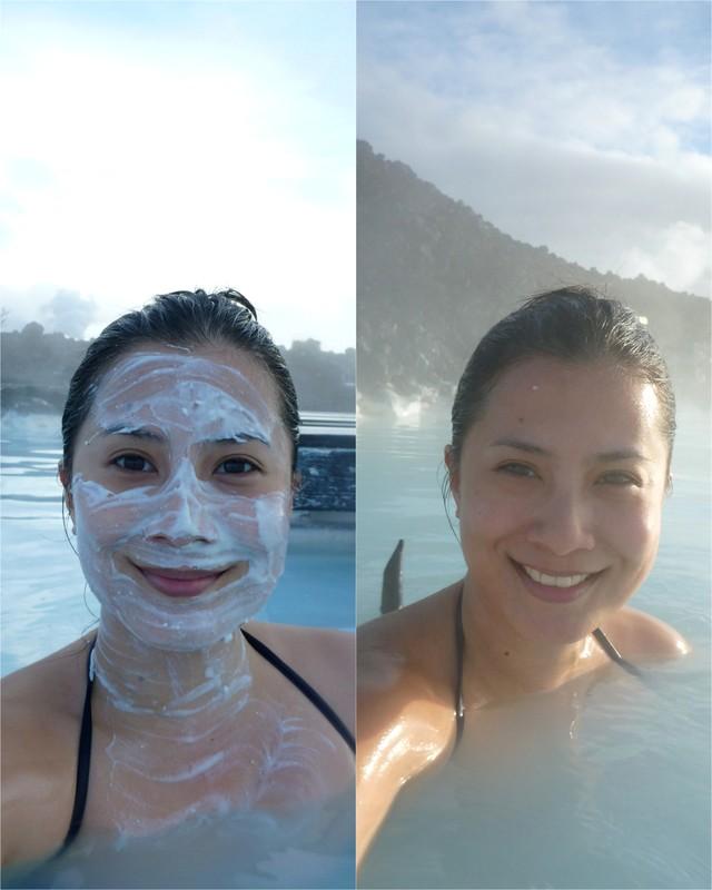 masking in Iceland.