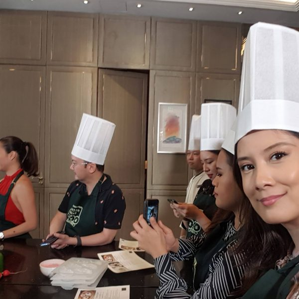 Welcoming the Year of the Pig : Dumpling Classes and a Dim Sum Lunch at Shangri-la at the Fort