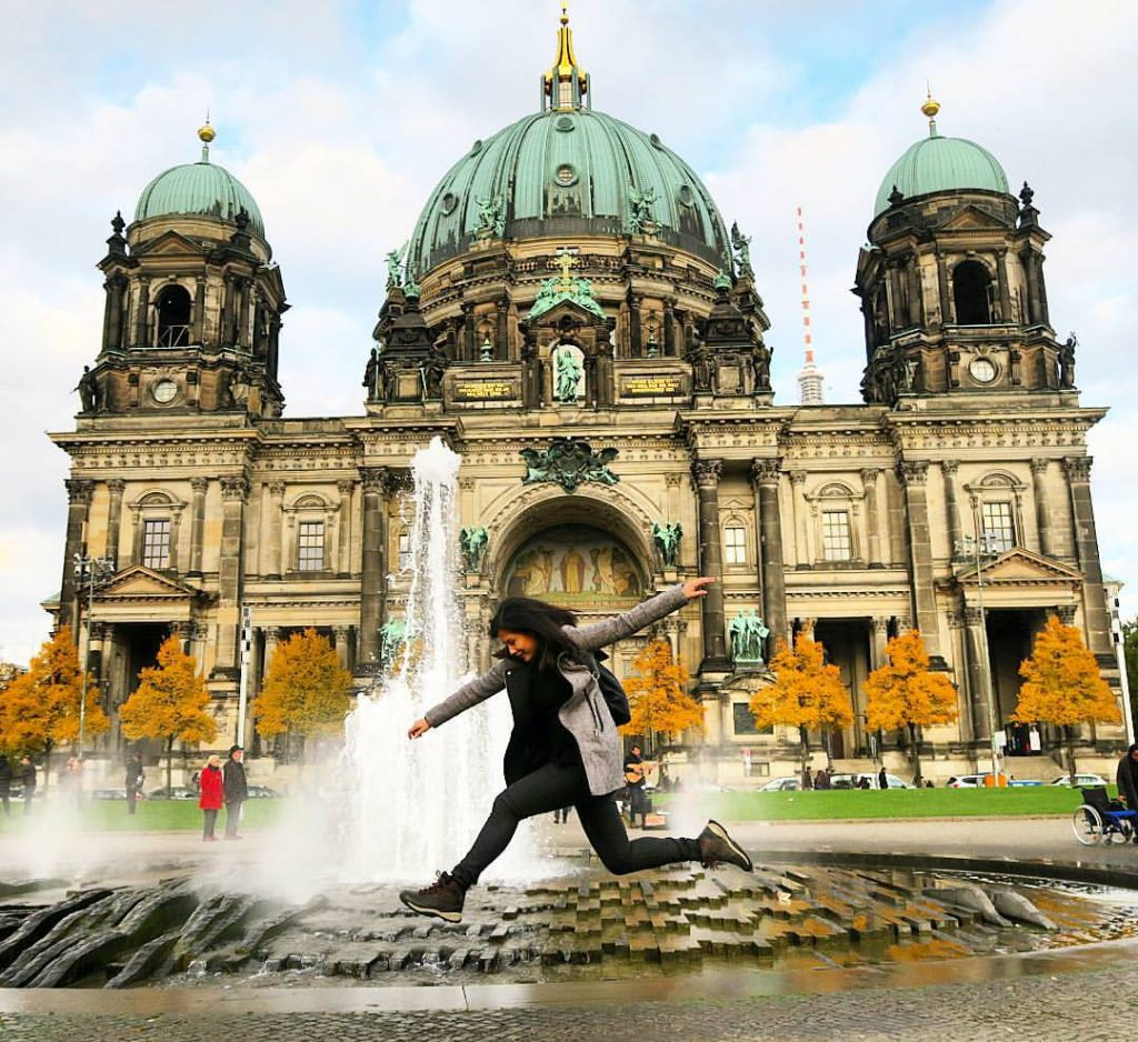 the Berliner Dom (Berlin Cathedral) is a must-see in Berlin