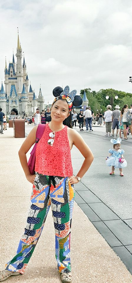 Disneyworld in Florida
