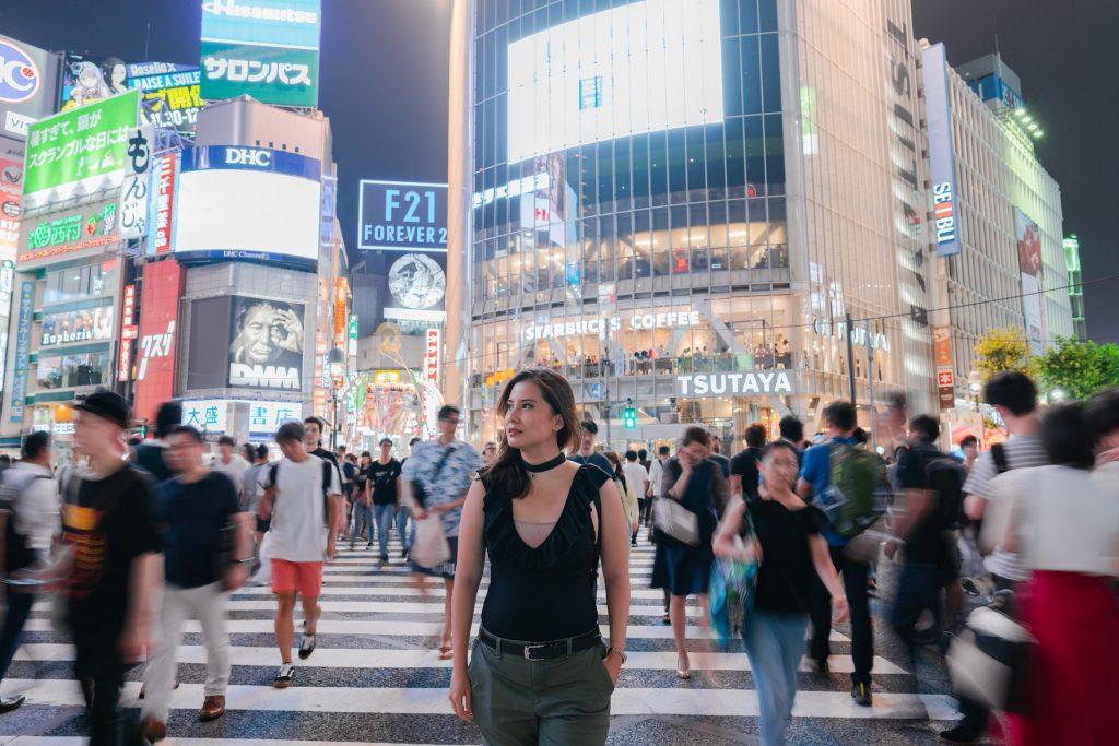 Goodbye, selfies. Hello Localgrapher. Holy Smithereens photoshoot in Tokyo