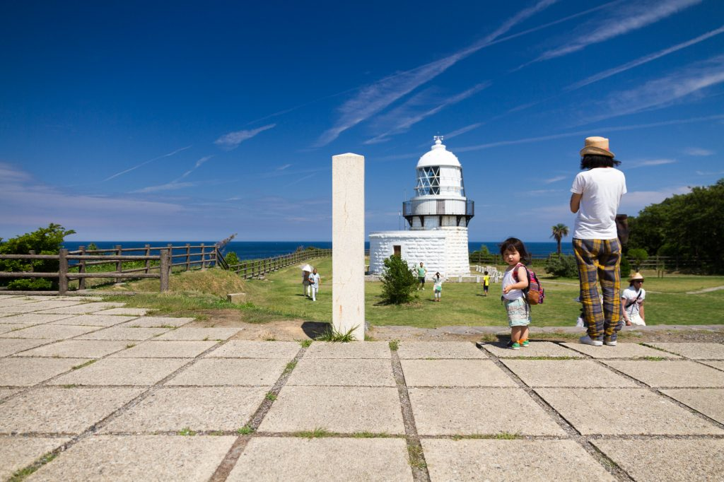 Japan offers many splendid attractions outside its major cities. Suzu, in Ishikawa Prefecture, which houses one of Japan's oldest lighthouses is about 300 kilometres from Tokyo.