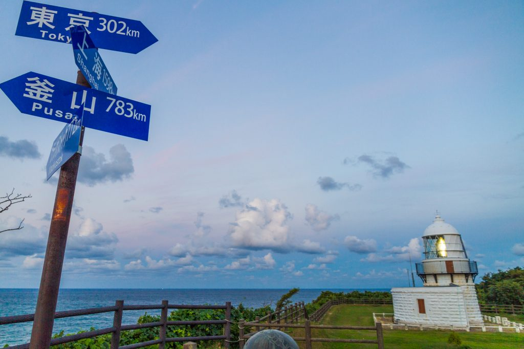 Japan offers many splendid attractions outside major cities. Suzu, in Ishikawa Prefecture, which houses one of Japan's oldest lighthouses is about 300 kilometres from Tokyo.