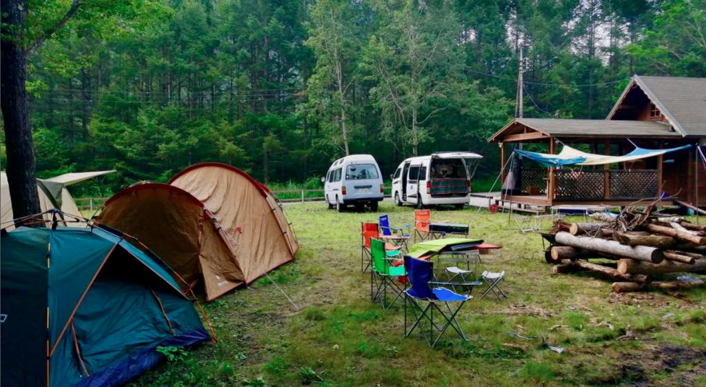 Karuizawa Camping Resort