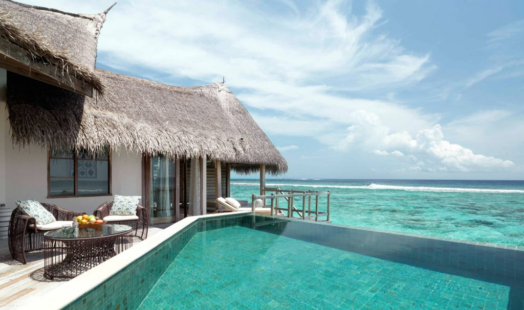 Jumeirah Vittaveli - Water Villa Private Pool