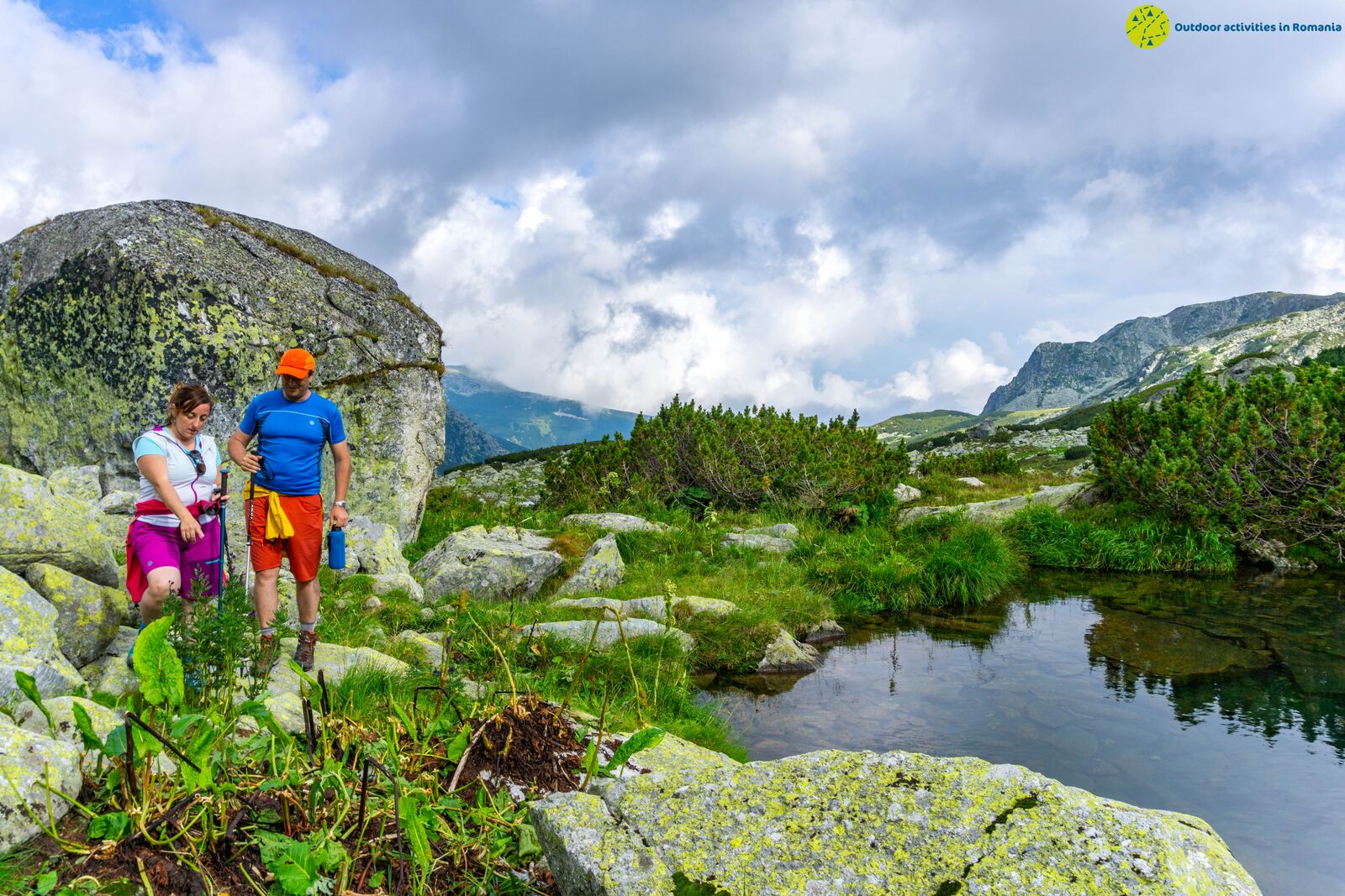 There's a whole lot more to explore and discover in Romania other than Dracula and its castles! Pictured here: Retezat National Park with Outdoor Activities in Romania