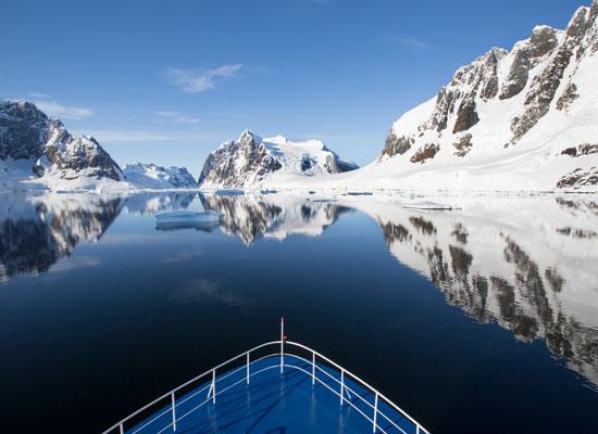 Cruising With the Luxury Arctic Travel Company