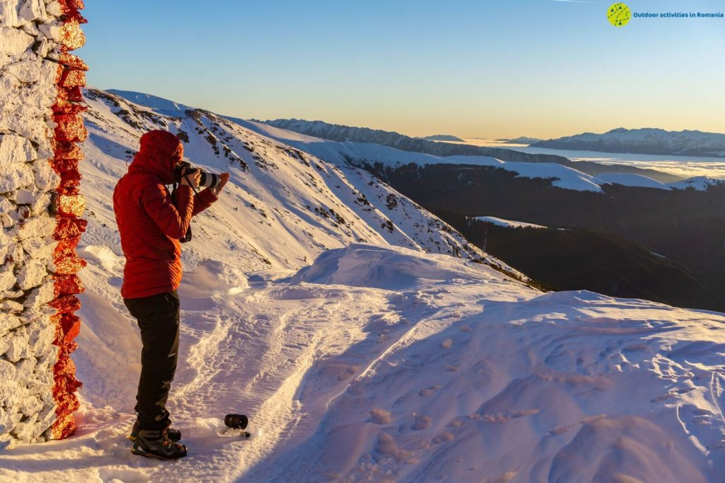 Winter photography tour with Outdoor Activities in Romania