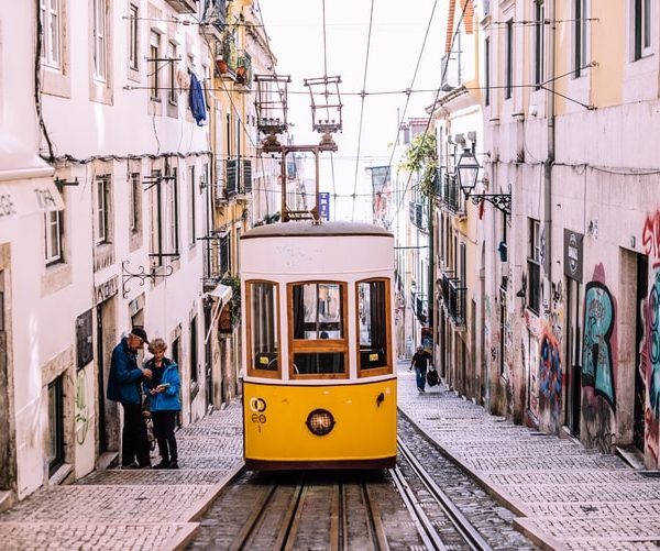 The Best Girls' Getaway to Lisbon