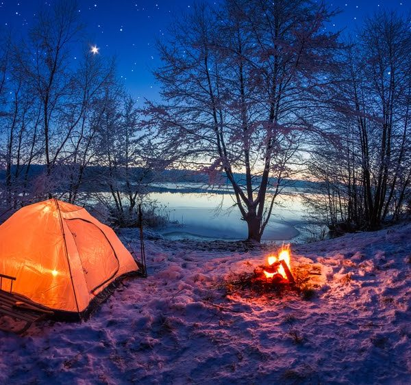Winter Camping 101: Survival In The Snow