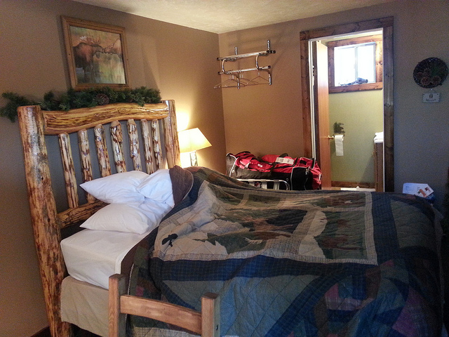 Accommodation in West Yellowstone