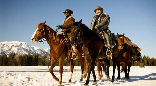 Beautiful Wyoming is the backdrop of Django Unchained!