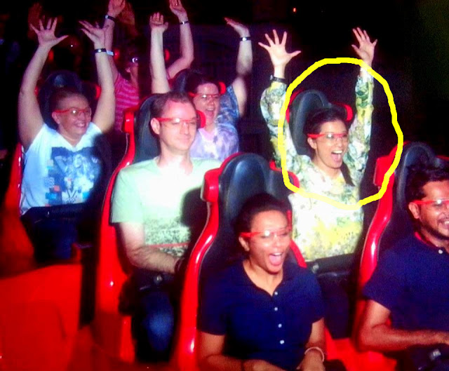 The World's Fastest Roller Coaster!