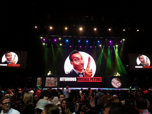 Funny Guy: Russell Peters in Sydney