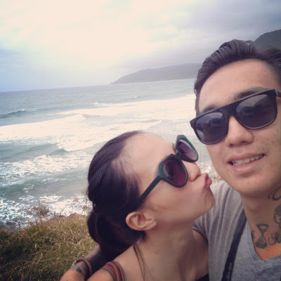 Interview: A Couple's Love Affair with Sydney!