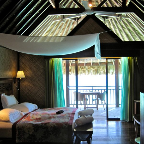 Review: Overwater Bungalow at the Bora Bora Sofitel Private Island