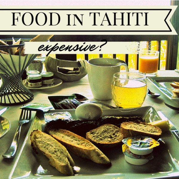Eating and Dining in Tahiti (Bora-Bora & Moorea), French Polynesia