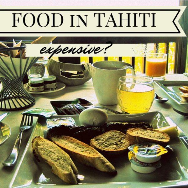 Eating and Dining in Tahiti (Bora-Bora & Moorea), French Polynesia