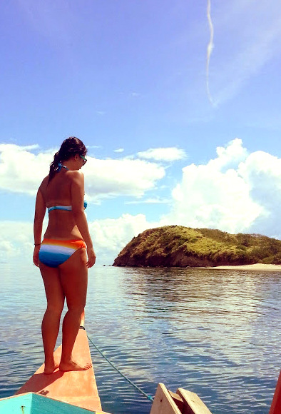 Choose your own adventure in Caramoan