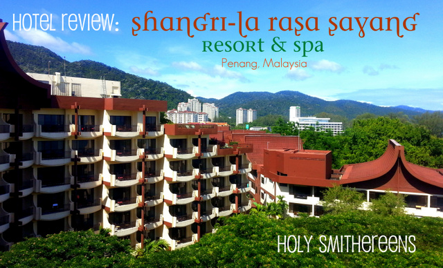 Shangri-la Rasa Sayang: 2013 Trip Advisor Winner for Luxury Hotel in Penang