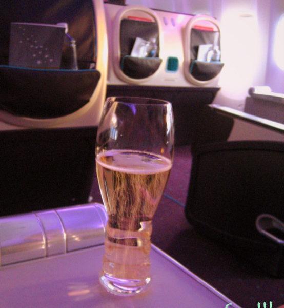 Flight Review: Virgin Australia Business Class Sydney to Nadi, Fiji