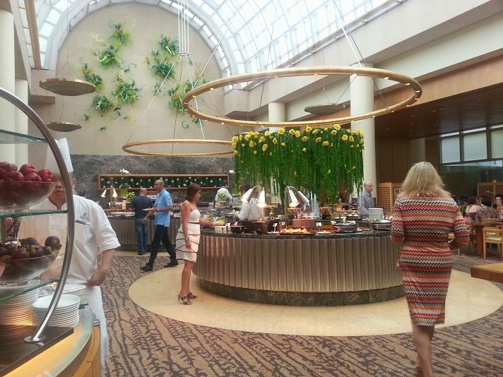 The Greenhouse at the Ritz-Carlton Millenia Hotel, Singapore
