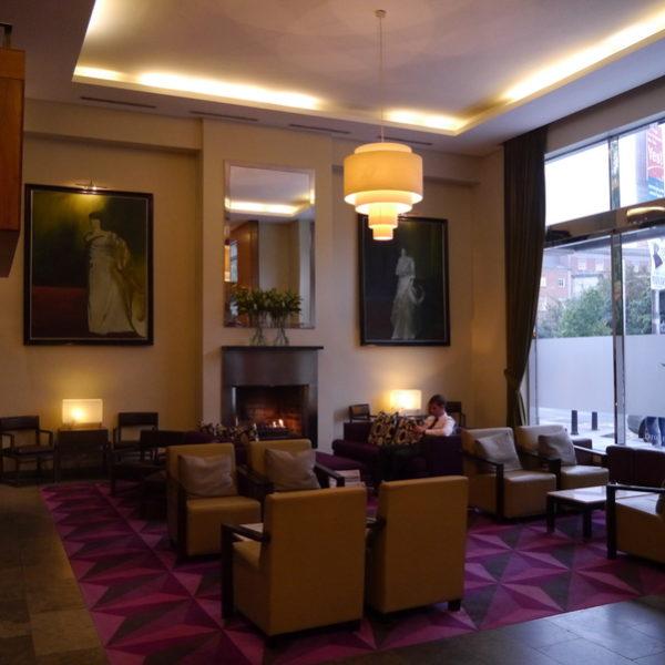 Where to Stay in Dublin: Fitzwilliam Hotel Dublin Hotel Review
