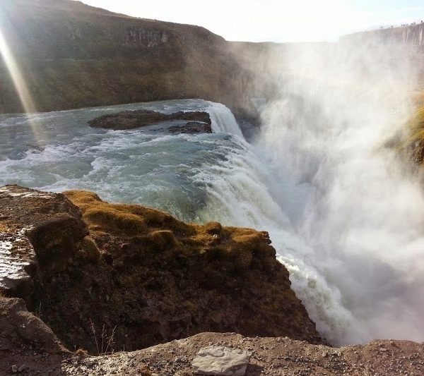 Finding Gold in Iceland's Golden Circle