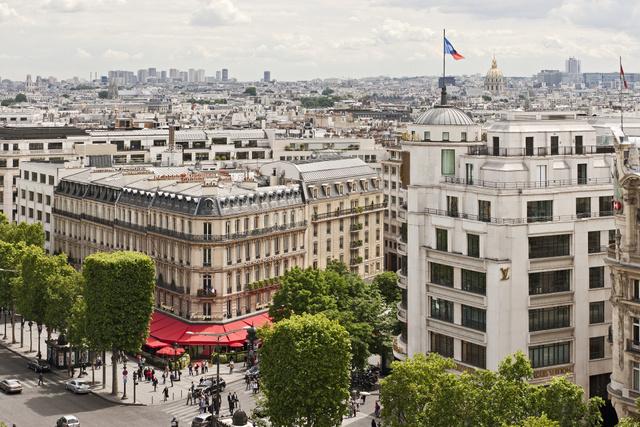 Hôtel Fouquet's Barrière HD 40