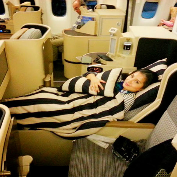 Flight Review: Etihad Business Class Abu Dhabi to Dublin