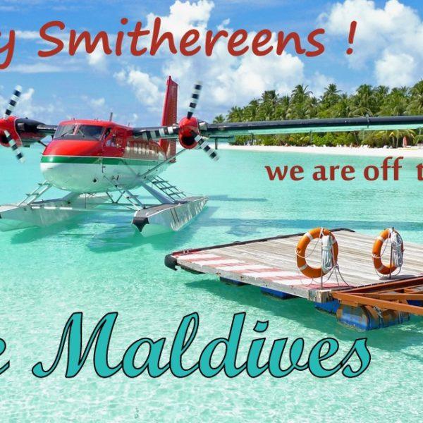 Next Stop: the Maldives!