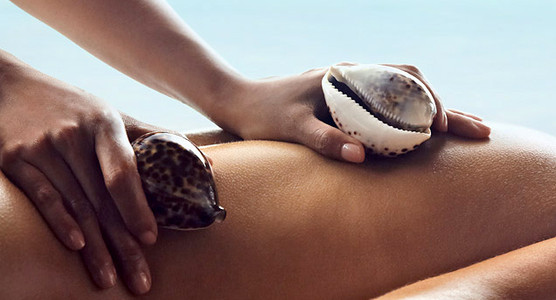 Kandu Boli Ritual at the Shangri-la Villingili Resort Maldives: The best massage I've ever had