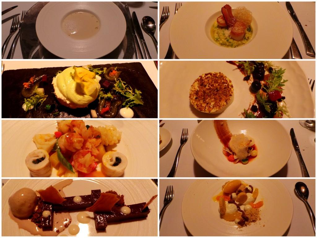 My kind of dinner at Fashala, fine dining at Shangri-la's Villingii Resort & Spa
