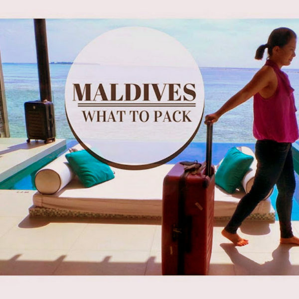 What to Pack for a Maldives Trip