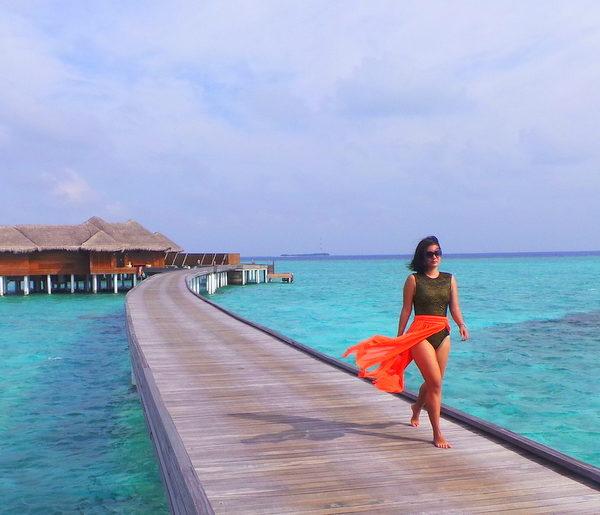 Resort Review: Huvafen Fushi Maldives