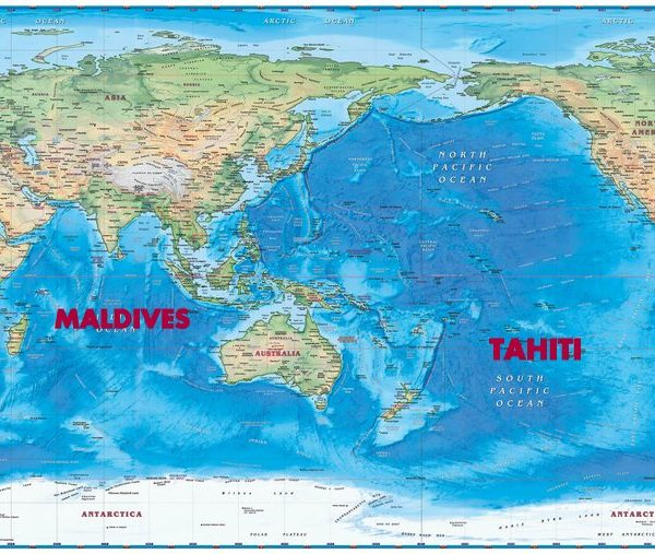 How to Get to Tahiti and the Maldives, Wherever You're From