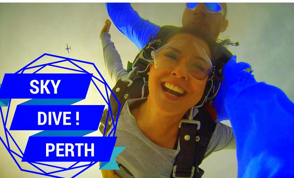 Skydiving in Perth: The Thrill of Freefalling from 15,000 feet High!