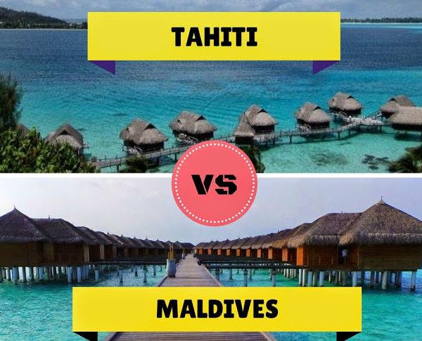 Tahiti vs Maldives: Which Paradise Should You Go to?