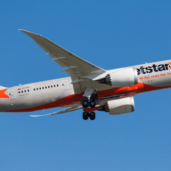The Dreamliner Difference : Onboard the Boeing 787 with Jetstar Australia