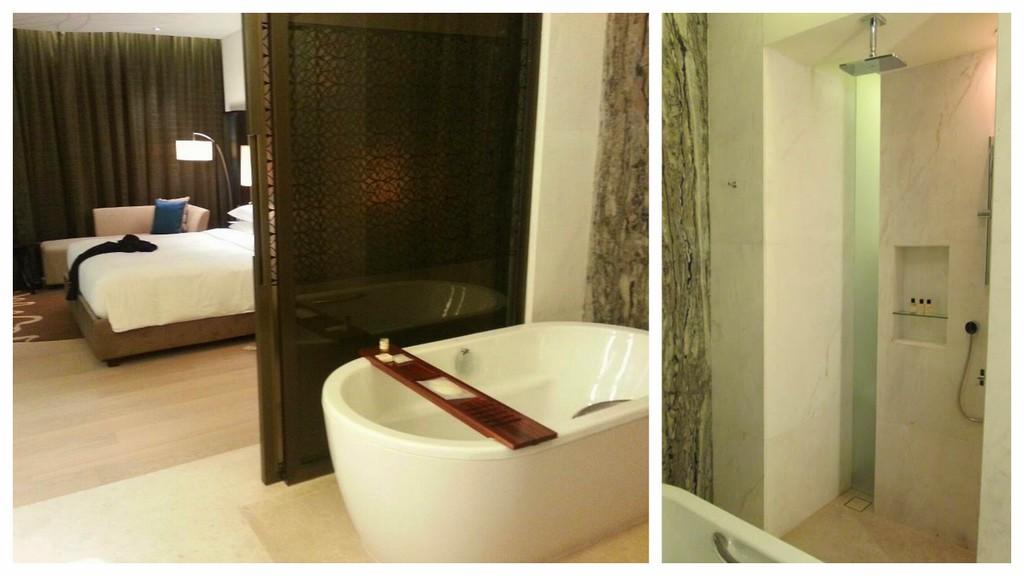 Bathroom at Park Hyatt Hotel & Villas