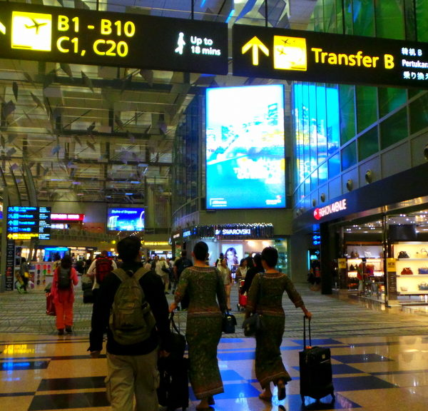 Singapore to Hong Kong with Singapore Airlines (And why you should Transit in Changi)