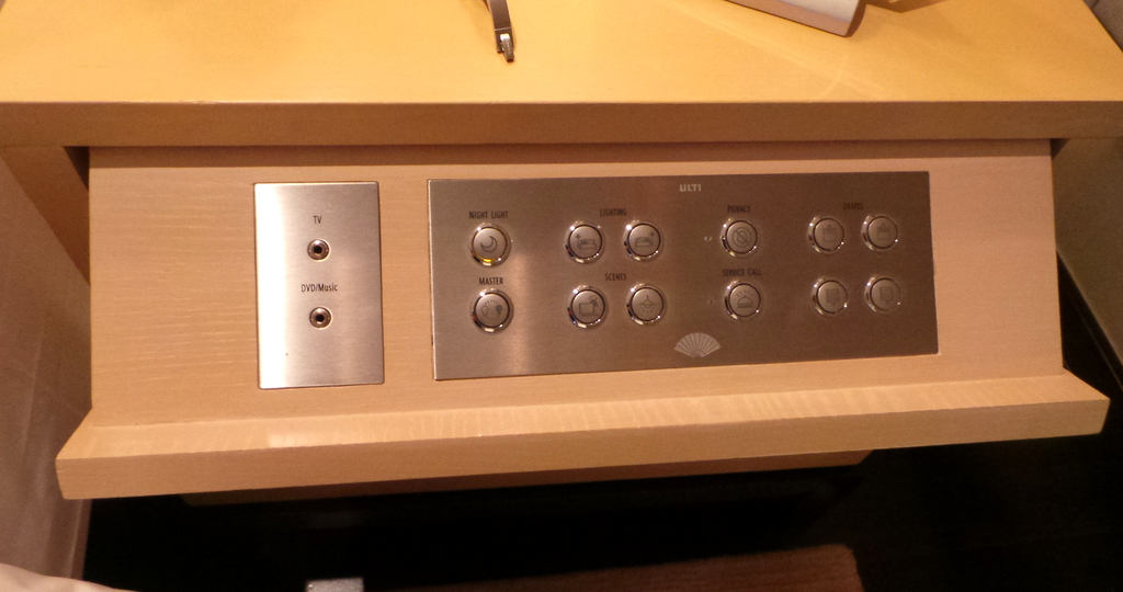 bedside power switches