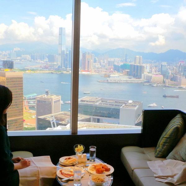 Hotel Review: Conrad Hong Kong Hotel
