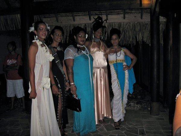 Miss Poehine: Tahiti's Transgender Pageant
