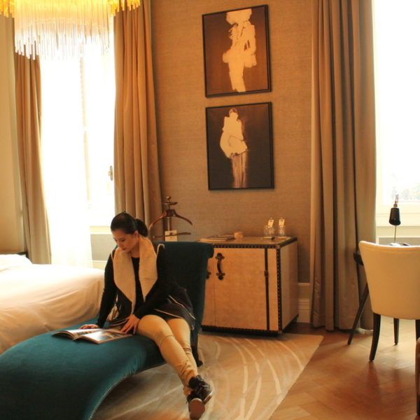 Hotel Review: The St Regis Hotel Rome (When in Rome, Sleep Like an Emperor)