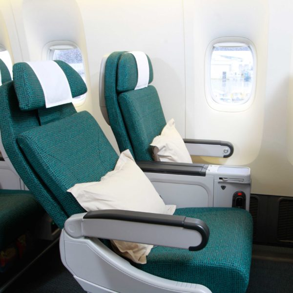 Flight Review: Cathay Pacific Hong Kong to Rome in Premium Economy