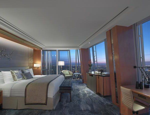 Hotel Review: Shangri-la Hotel at The Shard London